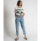 ONETEASPOON WW BIRD PR PIONEER JEAN 牛仔褲(藍)