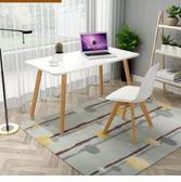電腦桌臺式家用簡約現代經濟型北歐臥室寫字辦公學習桌子簡易書桌 愛麗絲精品igo