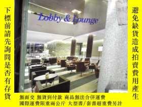 二手書博民逛書店LOBBY罕見& LOUNGE 大廳和休息室 012Y26111