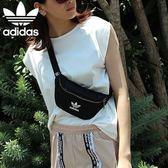現貨 Adidas Waistbag 黑 霹靂包 腰包 側背包 愛迪達 小包 ED5875
