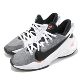 Nike 籃球鞋 Freak 2 GS 白 灰 黑 鴛鴦 兩腳不同 字母哥 大童鞋 女鞋【ACS】 CW3227-101