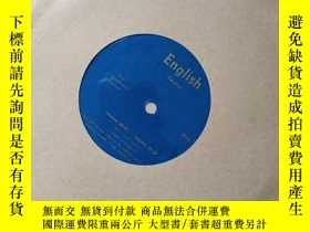 二手書博民逛書店中國唱片罕見English course lessons24-2