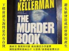 二手書博民逛書店英文原版THE罕見MURDER BOOK JONATHAN KE