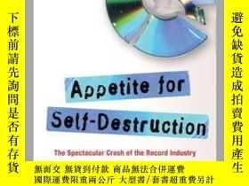 二手書博民逛書店Appetite罕見for Self-DestructionY362136 Photo Credit: Mel