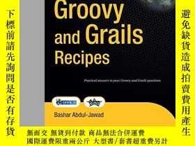 二手書博民逛書店Groovy罕見And Grails RecipesY256260 Bashar Abdul Jawad Ap