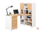 卡爾5尺L型書桌(左向) 大特價1260...