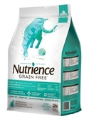 *WANG*紐崔斯Nutrience無穀養生室內貓-雞肉+鴨肉+火雞 1.13公斤 原裝