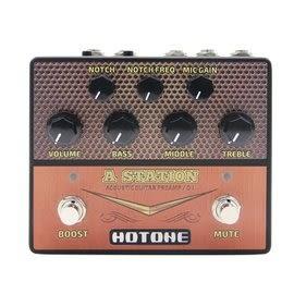 Hotone A Station Acoustic 吉他 前級 & DI 總代理公司貨 保固一年