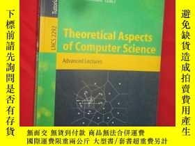 二手書博民逛書店Theoretical罕見aspects of computer