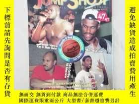 二手書博民逛書店JUMP罕見SHOOT 籃球刊物 47 97Y14489 出版1