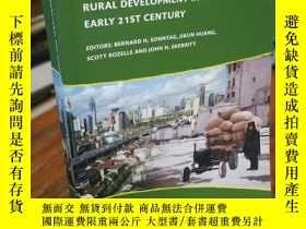 二手書博民逛書店CHINA S罕見AGRICULTURAL AND RURAL