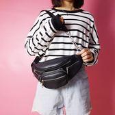 胸包 ins超火小包包女韓版新款時尚韓國斜跨復古chic學生腰包胸包 夢藝家