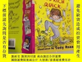 二手書博民逛書店horrid罕見henry gets rich quick 可怕的亨利很快就發財了..Y200392