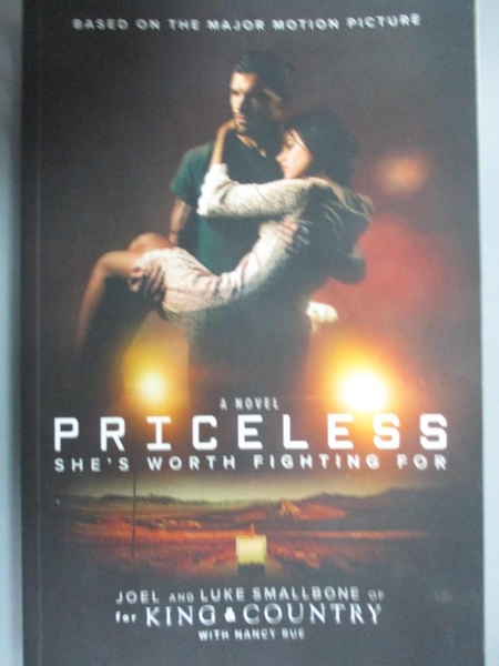 【書寶二手書T1/原文小說_NEN】Priceless: A Novel: She's Worth Fighting for_Smallbone