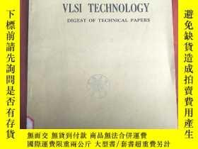 二手書博民逛書店1981罕見symposium on VLSI technology(P3020)Y173412
