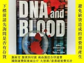 二手書博民逛書店Investigating罕見DNA and Blood (Cr