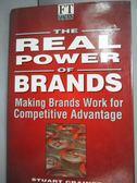 【書寶二手書T7/行銷_WDV】The Real Power of Brands_Stuart Crainer
