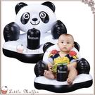 熊貓造型 幼兒充氣小沙發 輔助椅 浴椅 加高護頸 加寬加厚 幫寶