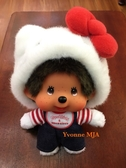 Yvonne MJA日本代購三麗鷗Sanrio日本正櫃限定正品 蒙奇奇獨家收藏夢幻版聯名Kitty限量版吊飾