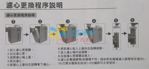 千山淨水Chanson電解水機本體濾芯PJ-6600/PJ6600/PJ-6000/PJ6000【免運費】【分期零利率】