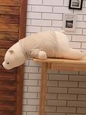 趴趴熊毛絨玩具公仔可愛超軟大號玩偶床上陪你睡覺抱枕女生布娃娃 快速出貨 YYP