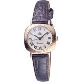 Rosemont玫瑰錶 戀舊系列枕型復古腕錶 TNS015-RWR-BBR