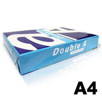 Double A A4 70gsm雷射噴墨白色影印紙500入