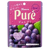 日本甘樂鮮果實軟糖-葡萄口味  56g