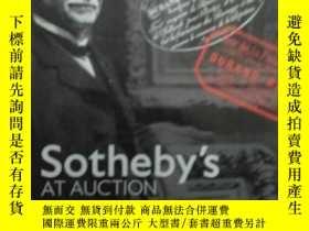 二手書博民逛書店罕見sothebys(紐約蘇富比拍賣)2009Y154978 蘇