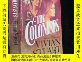 二手書博民逛書店the罕見Colonists Volume VI of the