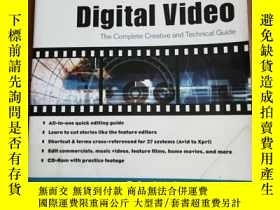 二手書博民逛書店Editing罕見Digital Video : The Com