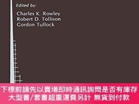 二手書博民逛書店The罕見Political Economy Of Rent-seekingY255174 Rowley, C