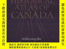 二手書博民逛書店Historical罕見Atlas Of Canada: Vol