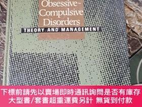 二手書博民逛書店Obsessive罕見Compulsive : theory and management 強迫癥:理論與管理