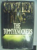 【書寶二手書T5/原文小說_PCG】The Tommyknockers_Stephien King史蒂芬金