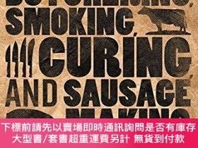 二手書博民逛書店The罕見Complete Book of Butchering, Smoking, Curing, and Sa
