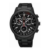 SEIKO CS線條時尚計時腕錶 /8T68-00A0SD/SSB219P1
