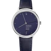 設計系列腕錶-海軍藍/38mm  Mondaine 瑞士國鐵錶