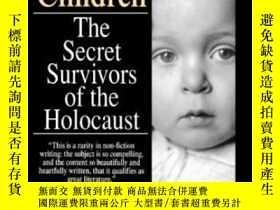 二手書博民逛書店The罕見Hidden ChildrenY255562 Marks, Jane Ballantine Book