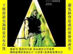 二手書博民逛書店Green罕見ArrowY256260 Diggle Jock Dc Universe 出版2007