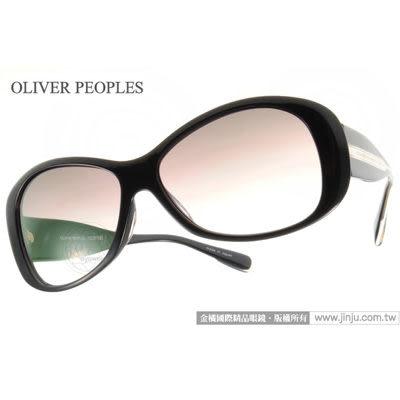 OLIVER PEOPLES 太陽眼鏡 BALLON P BK (黑) 好萊塢星鏡墨鏡 # 金橘眼鏡