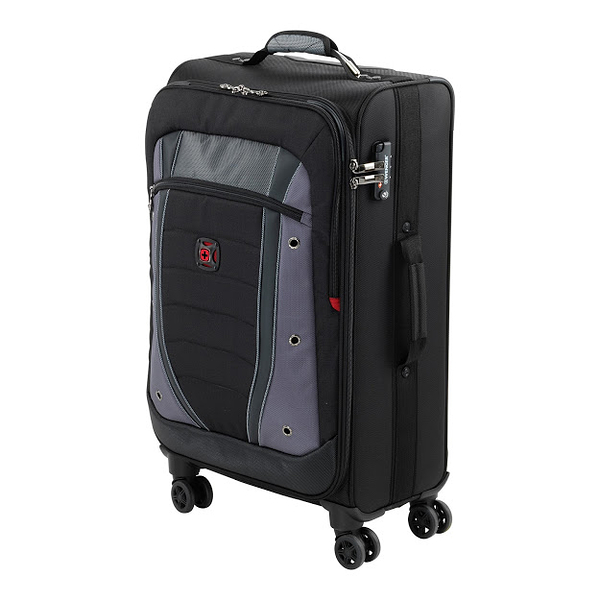 Wenger Synergy 輕量 布箱 旅行箱 29吋 行李箱 灰黑 604379
