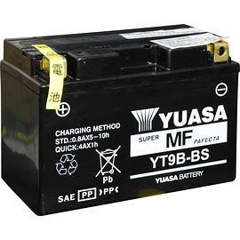 YUASA 湯淺 YT9B-BS 機車電瓶/電池 正廠零件(光陽)★全館免運費★『電力中心-Yahoo!館』