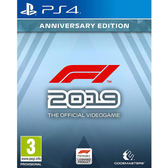 【PS4 遊戲】F1 2019《簡中英文版》