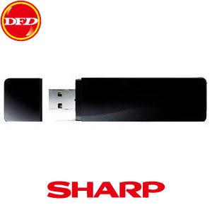 SHARP 夏普 WN8522D7-JU USB無線網卡 公司貨