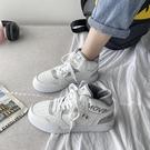 2020新款秋冬季加絨高幫帆布小白板鞋女學生百搭運動ins街拍潮鞋 【端午節特惠】