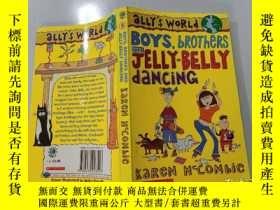 二手書博民逛書店Boys,Brothers罕見and Jelly—Belly dancing:兄弟們,肚皮舞Y200392