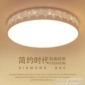 LED圓形臥室燈現代簡約客廳燈過道走廊衛生間廚房陽台燈具CY『新佰數位屋』
