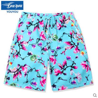 夏季男裝短褲五分休閒褲運動褲夏天寬鬆大褲衩時尚大碼沙灘褲