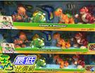 [COSCO代購] C121913 HAPPY KID CREATE N PLAY DINO SET 4PK 4入小恐龍組裝趣